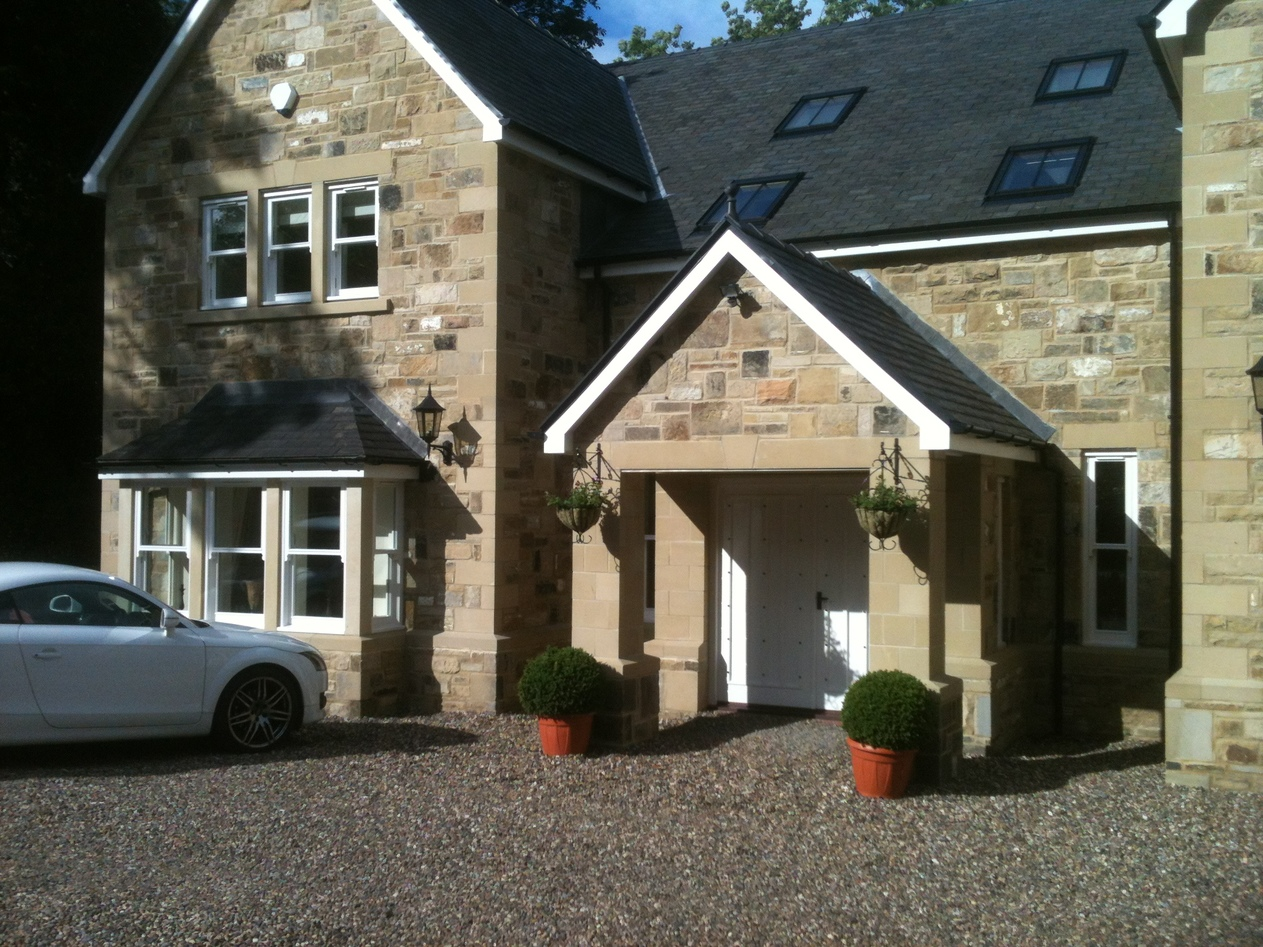 New build in Lanchester